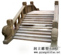 花岗岩桥栏杆-曲阳石雕网