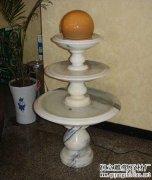 汉白玉风水球