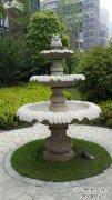 公园摆件喷泉雕塑